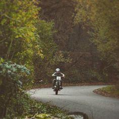 OVERBOLD MOTOR CO. — @fuelandfreedomcom @klassikkustoms #hondacb...