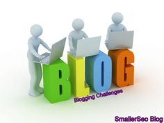 Blogging Challenges 2015