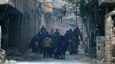 Un último pedido de socorro desde Alepo