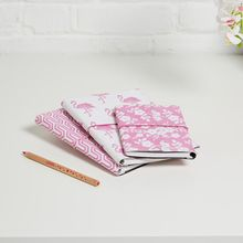 Our beautiful and practical notebooks are made from recycled materials. Finished with a textured look (a bit like leather) they are eco and animal friendly. All of our beautiful rich prints and patterns are hand-screen printed using eco-friendly dyes. Notebooks, Journals, Home Office Accessories, A5 Notebook, Office Stationery, Ditsy Floral, Recycled Materials, Dyes, Pretty In Pink