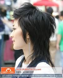 chinese girl mullet - Google Search