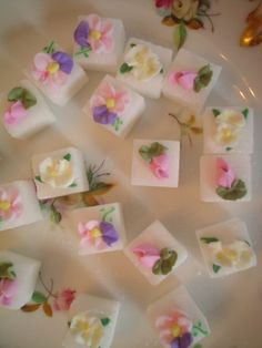 jpg ~ Ahhh Roses ~ Perfect for Tea Wilton Cake Decorating, Cookie Decorating, Royal Tea Parties, Colored Sugar, Sugar Cubes, Afternoon Tea Parties, Wilton Cakes, My Cup Of Tea, Candy Gifts