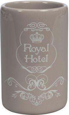 Creative Bath Royal Hotel Ceramic Tumbler