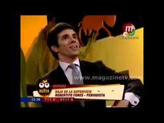 "Robertito Funes Ugarte ""Siempre quise ser bailarín clásico"""