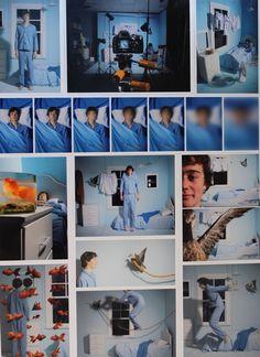 Top Art Exhibition - Photography » NZQA Narrative Photography, Photography Themes, Colour Photography, Photography Portfolio, Sleep Dream, Photo Boards, Studio Art, Board Ideas, Art Studios