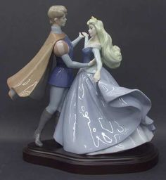 Disney lladro--Sleeping Beauty!