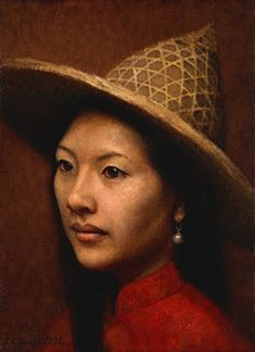 ~ Louise Camille Fenne: VIETNAMESE WOMAN