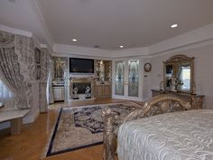 Opulent French Chateau in Studio City 45 -