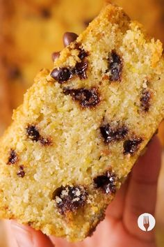 This simple recipe uses pantry staples to make an easy, filling choc chip bake the whole family will love. Bananas + chocolate + maize meal = the ultimate yum! 🙌 Sweet Recipes, Cake Recipes, Great Desserts, Recipe Using, Cravings, Sweet Tooth, Sweet Treats, Easy Meals, Chips