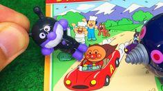 アンパンマン おもちゃアニメ バイキンマンはもぐりんが大好き!の巻