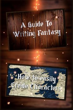 If you have a lot of characters and fantasy places that need naming, this article will show the easy way to do it. Create Name, Unique Names, Fantasy Places, Place Names, Fantasy Characters, Writing, Creative, Easy, Books