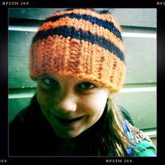 Ravelry: christinex's J's Giants hat