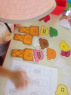 Kindergarten to the Core Making Ten