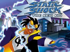 Static Shock (2000-2004)- wasn't necessarily cancelled but why did it have to end after 4 seasons
