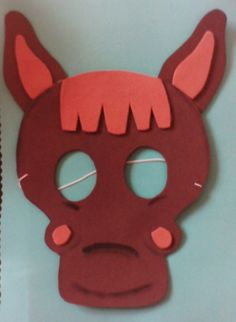 mascaras de animales Class Door Decorations, Play Gym, Party Pictures, Hand Puppets, Origami, Birthday Parties, Halloween, Costumes, Crafts
