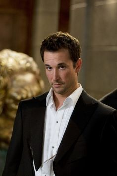 Still of Noah Wyle in The Librarian: The Curse of the Judas Chalice (2008)