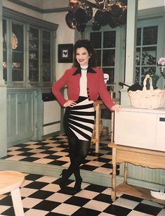 The Nanny Costume Designer Talks Fran Fine Fashion Impact - HelloGiggles 90s Fashion, Retro Fashion, Fashion Outfits, Fashion History, Sheffield, Fran Fine Outfits, Nanny Outfit, Pretty Outfits, Cute Outfits
