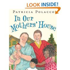 REALISTIC FICTION: This book is about a homosexual family. It's a realistic story that can teach students about diversity.