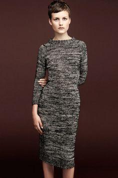 zara sweater dress for fall, fashion