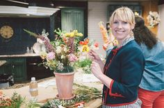 Moment for me: How not to arrange flowers - The House That Lars Built