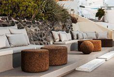 ASEA Japanese Restaurant In Santorini By Interior Design Laboratorium | Delood