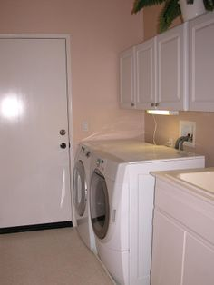 After Laundry Room