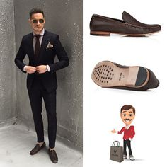 Impressive  loafers for men from  BubShoes.  shoes. Casual Loafers 885839fce162