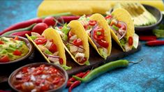 """Best Grilled Fish Tacos with """"Pico de Gallo"""" Salsa and Chipotle Dressing Chipotle Dressing, Grilled Fish Tacos, Grilling Recipes, Salsa, Mexican, Ethnic Recipes, Fitness, Youtube, Food"""