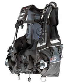 Sherwood NEW Avid CQR-3 Scuba Diving BC/BCD Weight Integrated Buoyancy Compensator