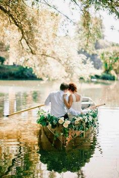 A romantic lakeside wedding inspiration board with a white, green, and khaki color palette that's perfect for an outdoor, summer wedding. Summer Wedding, Dream Wedding, Boat Wedding, Wedding Reception, Wedding Cars, Forest Wedding, Wedding Outfits, Chic Wedding, Trendy Wedding