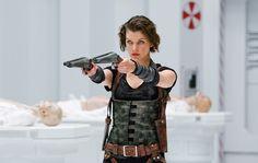 Resident Evil: Afterlife Alice