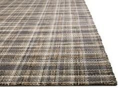 Tartan Rug Save £546 Now £549 Was £1,095 Tartan rug, grey/brown. Available in different sizes. Shown colour. W200xL300cm.  grey/brown  W200xL300cm
