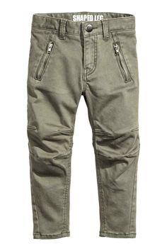 Tvarované kalhoty | H&M