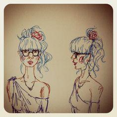 Keep on sketching. PicsByShak