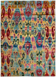 "Silk Ethos 8'11""x12'5"" - ABC Carpet & Home"