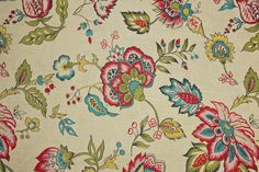 Inspired by the V&A's current India Festival and exhibitions, we're sharing a short history of chintz, a fabric experiencing somewhat of a resurgence in the interior design world. Antique examples still inspire.