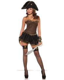 New Victorian Steampunk Corsets for Sale