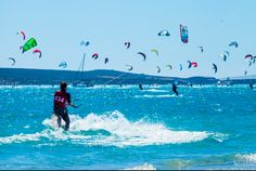 Wind Surfers South Africa, Westerns, Surfers, Country, Followers, Outdoor Decor, Cape, Boards, Sea