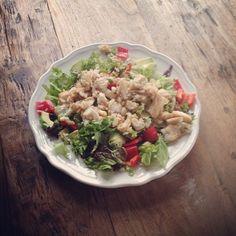 Lekkere salade!!