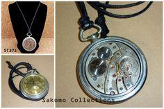 Chronos watch pendants