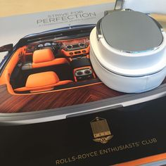 OPPO… As Featured in the Rolls Royce Yearbook