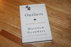 This is the first ones of Malcolm Gladwell's books I read. I thought it was going to be about statistics.