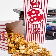Popcorn Walnut Delight