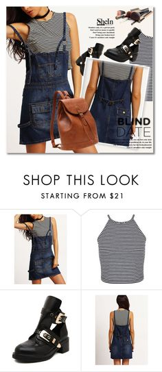 """""""What to Wear: Blind Date"""" by svijetlana ❤ liked on Polyvore featuring Miss Selfridge, women's clothing, women, female, woman, misses, juniors, polyvoreeditorial and blinddate"""