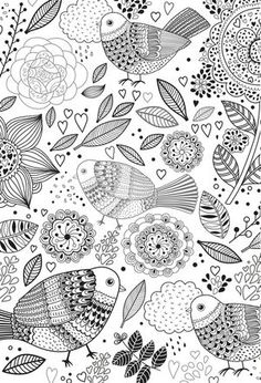 225 件のおすすめ画像(ボード「大人の塗り絵」) | coloring books