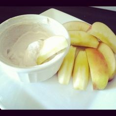 Greek Yogurt and Apples