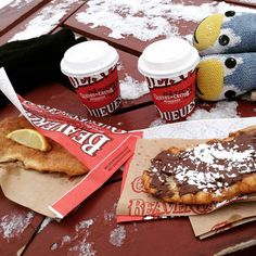 Any day on the Rideau Canal Skateway is not complete until you've stopped by BeaverTails via @morganbrittain94 on IG
