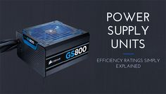 When looking at a PSU, what's the difference between 80 PLUS Bronze vs 80 PLUS Gold vs 80 PLUS Platinum ratings?