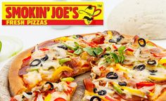 Are you all ready for a great weekend? Don't forget Today Pizza #Offers!! GET 50% OFF on #WeekendPizzaParty @Smokin' JOE'S PIZZA Chandigarh -32 ! TODAY Buy 1 Medium or Large pizza & GET #50%OFF on second #Pizza. Call Now 9056177666, 9056477666, 0172467155 to avail Today #Deal. #Free #Home #Delivery & Dine-in!!