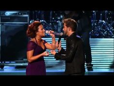 ▶ Demi Lovato singing in Spanish with Pablo HD - YouTube
